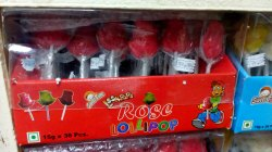 Rose Lollipop