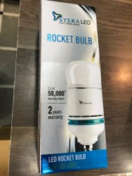 Syska LED Rocket Bulbs