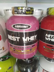 Big Muscles Best Whey