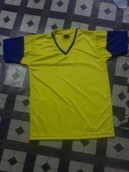 Boys Sports Plain T-Shirt