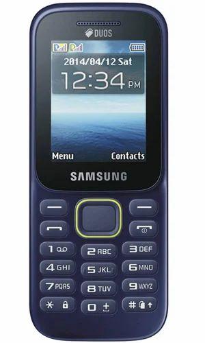Samsung B310 Keypad Mobile At Rs 1650 Set Samsung Mobile Phones