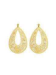 27ae23322 22k Gold Earrings | Joyalukkas India Pvt Ltd | Retailer in Labbipet ...