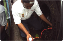 Heal The Wheel Service