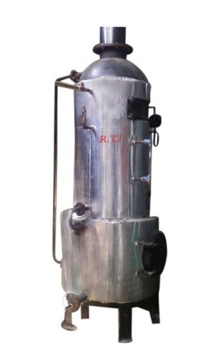 Wood Fired Steam Boiler | Raj Tech India | Manufacturer in Khairthal ...