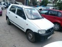 Used Maruti Alto LXi Car