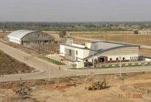 Construction of 5 Nos Factory Sheds