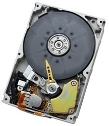 Recover data from physically damaged hard drive